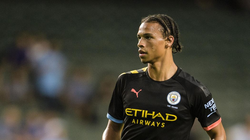 timeless design 1321f f32e5 Football news - Leroy Sane's Man City future is out of my ...
