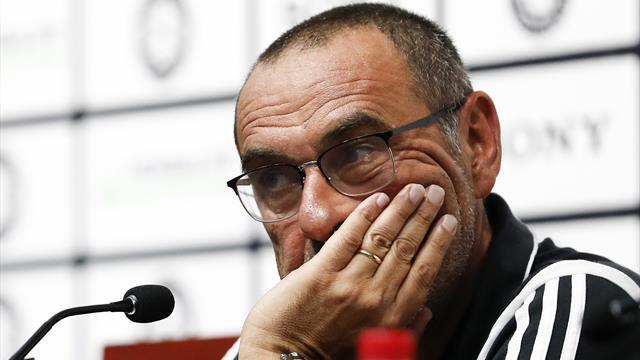 """Trainer auf Konfrontationskurs: Sarri nennt Juve-Transferpolitik """"peinlich"""""""