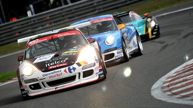 60, 000 fans, 73 cars, 178 drives: It's the GT World Challenge