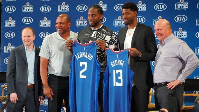 """Come creare una franchigia vincente: il """"modello Los Angeles Clippers"""""""