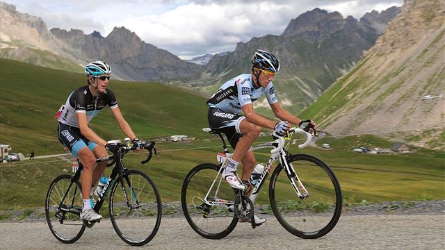 Contador en Eurosport: Los peligros del Galibier y la pájara que sufrió en 2011