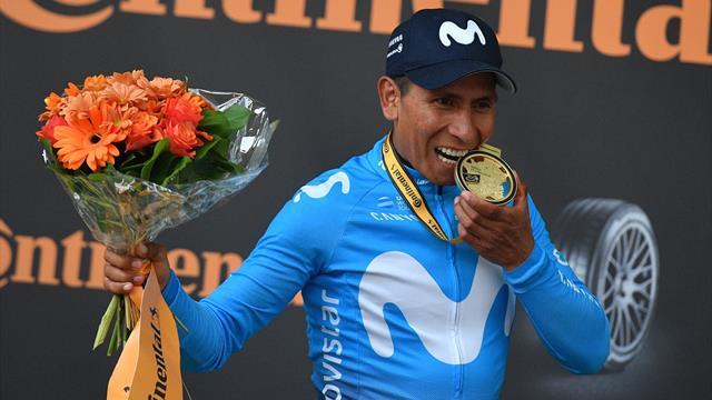 Caruso ci prova, ma Quintana è il più forte sul Galibier! Alaphilippe resta in giallo