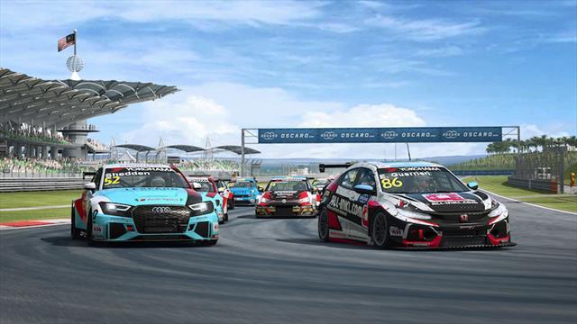 Un final en direct en Malaisie et 25'000€ de prix pour l'Esport WTCR OSCARO sur RaceRoom