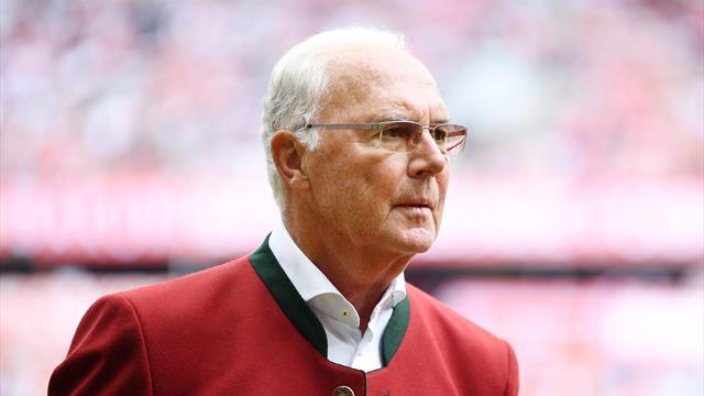 😱💰 Beckenbauer, salpicado por un caso de fraude en la organización del Mundial 2006