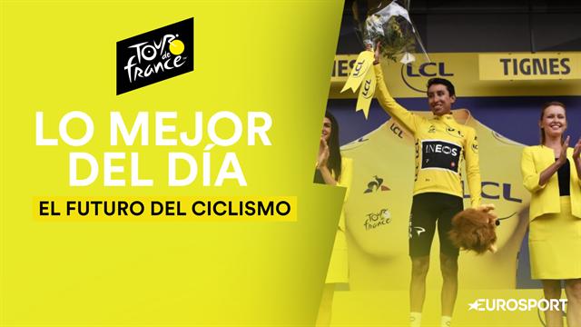 Tour de Francia 2019 (19ª etapa), lo mejor del día: Bernal atormenta a Alaphilippe en el Iseran