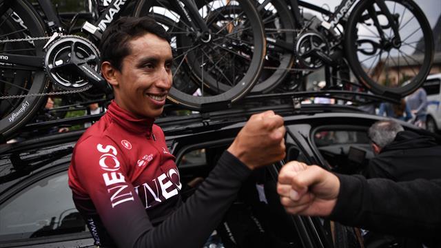 Pour les Rois de la Pédale, Bernal est le futur vainqueur du Tour