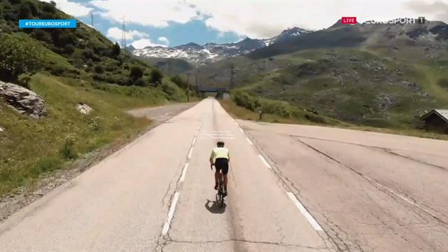 Tour de Francia 2019: Flecha reconoce Val Thorens, el último puerto del Tour, largo y con sorpresa