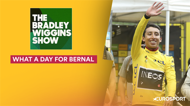 Wiggins podcast: Bernal is the future and this could be his first crown