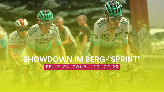 Verkürzte Strecke, epischer Kampf um Gelb: So spannend wird das Tour-Finale mit Buchmann