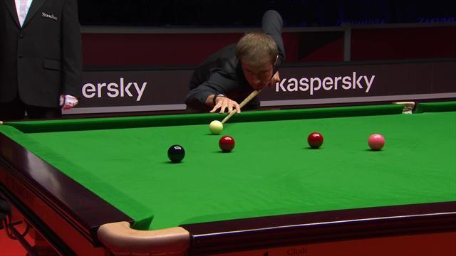 Jack Lisowski makes 145 break in Riga Masters