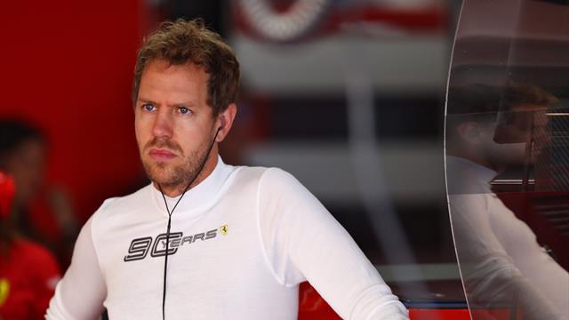 """Le message fort de Vettel : """"Je ne me sens pas numéro 2"""""""