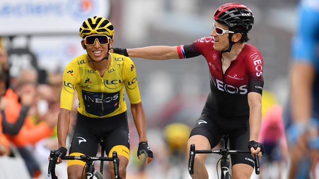 Mit Video | Buchmann verpasst Podium - Bernal macht Tour-Sieg perfekt