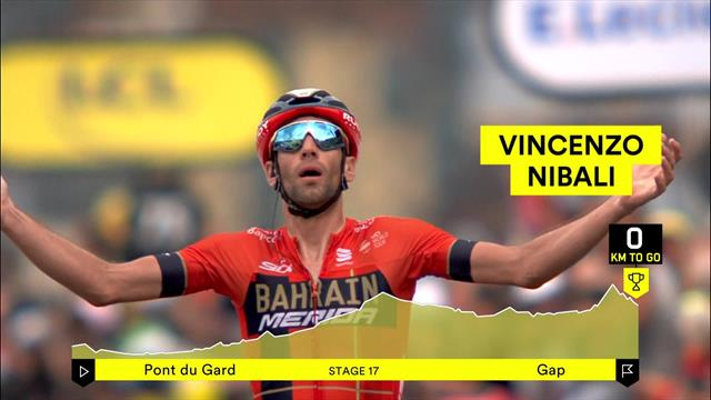 Quick Highlights: How Nibali won Stage 20
