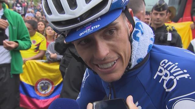 """Tour de Francia, Enric Mas: """"He aprendido muchísimo, estoy muy contento"""""""