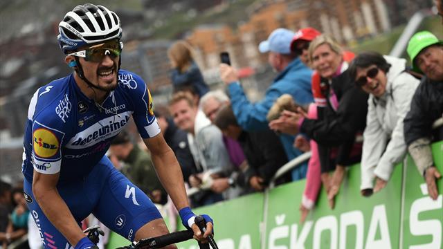 Eurosport Ranking : Alaphilippe reste leader, Kwiatkowski dégringole