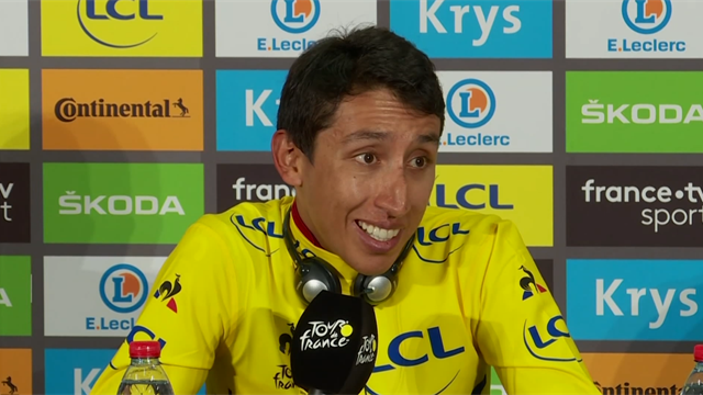 Bernal: I cannot believe what happened!