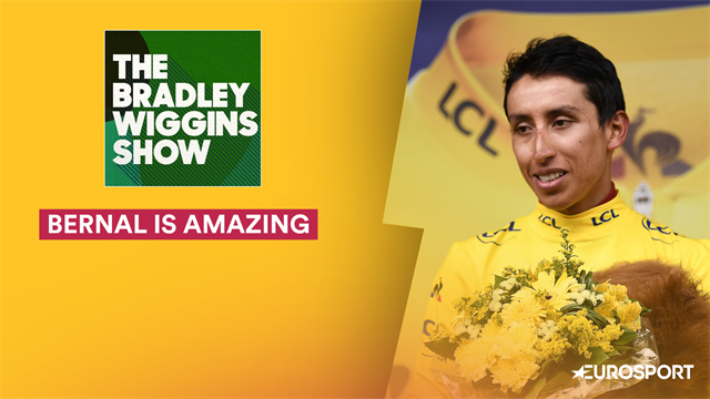 Wiggins podcast: 'Amazing' Bernal could break Tour titles record