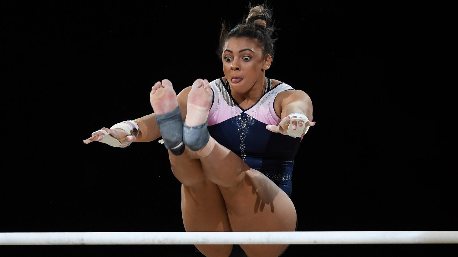 Tokyo back in sight after British gymnast Ellie Downie's injury struggles