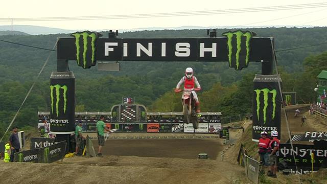 Febvre wins race one in Czech Republic