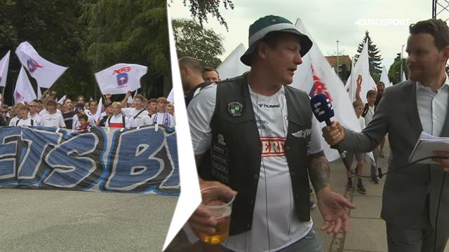 AGF-fan 'Jøden' om traditionsklubben AGF: Jeg har mælk i køleskabet, der er ældre end FCK