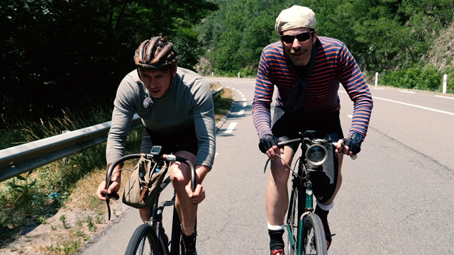'Indescribably tough!' - GCN ride the first ever Tour stage, on 100-year-old bikes