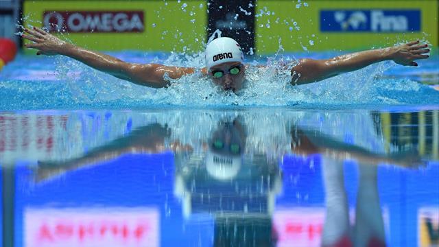 Hosszu garde son emprise le 400 m 4 nages