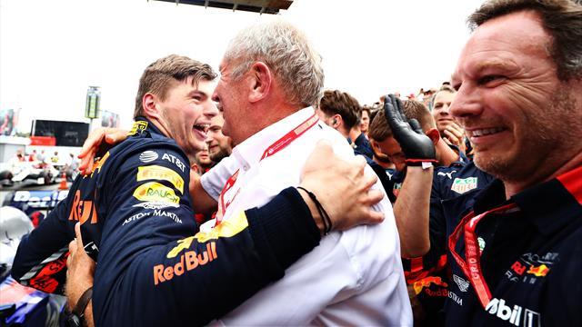 Le pagelle: grande Verstappen, Vettel fa pace con Hockenheim. Disastro Mercedes e Leclerc