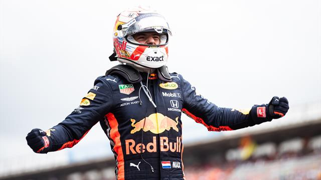 Gara pazza: Bottas e Leclerc a muro, Hamilton sbaglia. Vince Verstappen davanti a Vettel