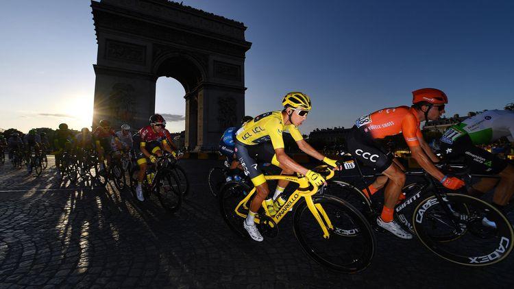 Eurosport tour de france 2020