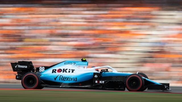 Williams sera motorisé par Mercedes jusqu'en 2025
