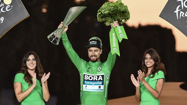 'I can't imagine a better record holder than Sagan' - Zabel