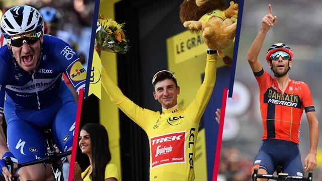 Da Nibali a Ciccone in maglia gialla: i 5 momenti che ci hanno fatto emozionare al Tour de France