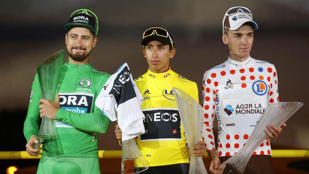 Nejlepší jezdci na Tour de France 2019