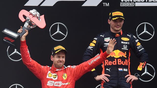 F1 teams agree to 22 races in 2020