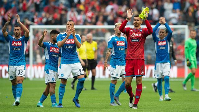 Tutte le amichevoli estive delle 20 squadre di Serie A: il calendario completo e i risultati