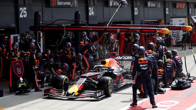 Red Bull lo vuelve a hacer y consigue el cambio de ruedas más rápido de la historia