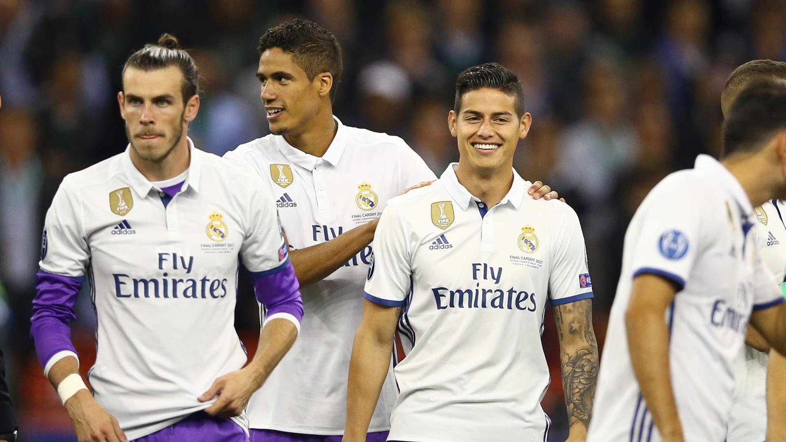 «Реал» обиделся на «Атлетико» за 3:7 и не хочет продавать Хамеса Родригеса – чемпионат Испании