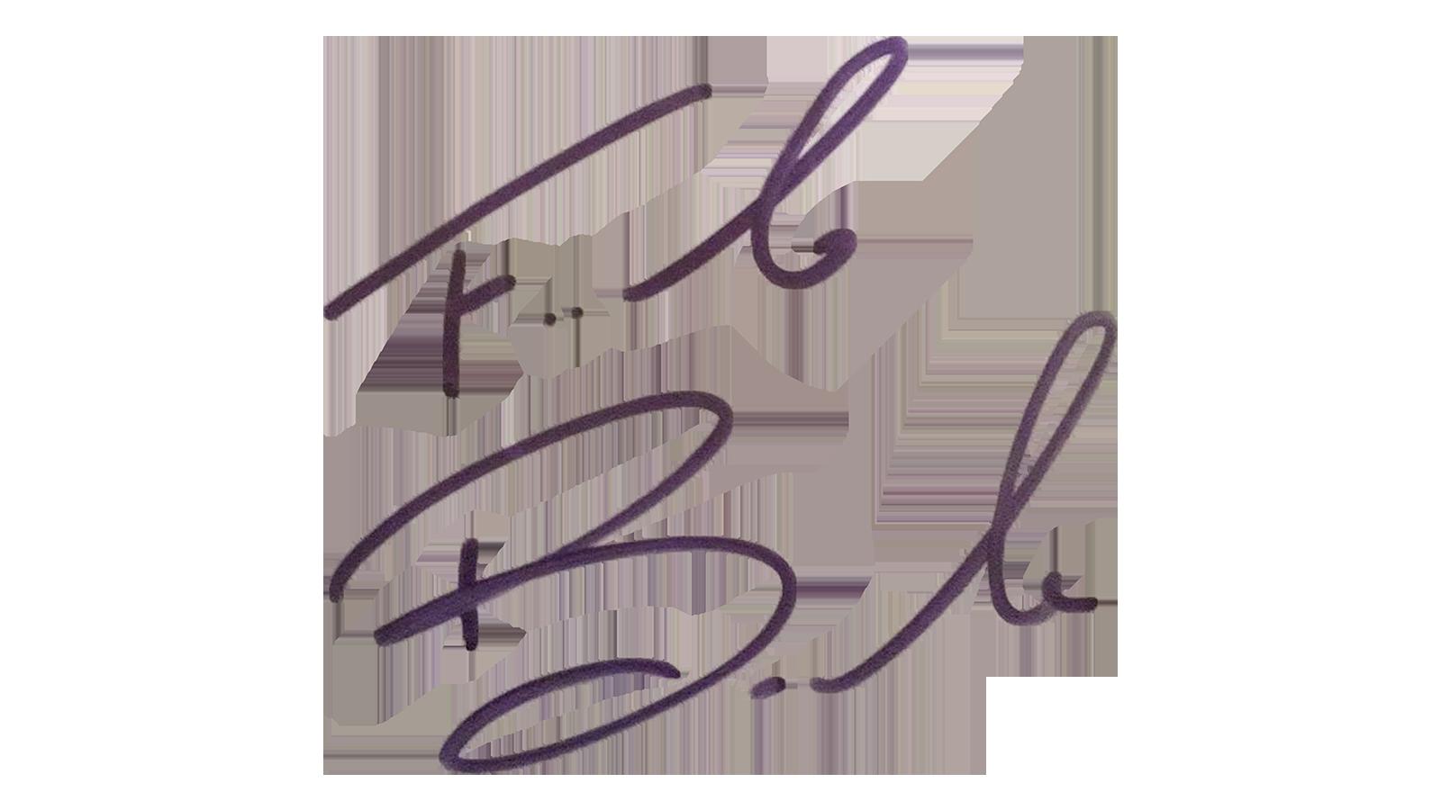La firma di Fabio Basile