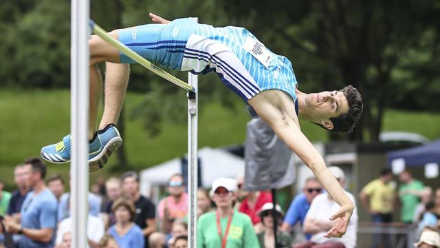 Stefano Sottile, 21enne predestinato e leader mondiale del salto in alto: non c'è solo Tamberi