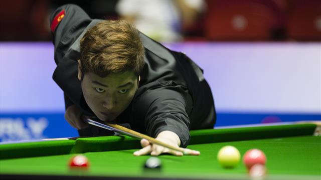 Großes Potential: Die nächsten Schritte für Riga-Champion Yan Bingtao