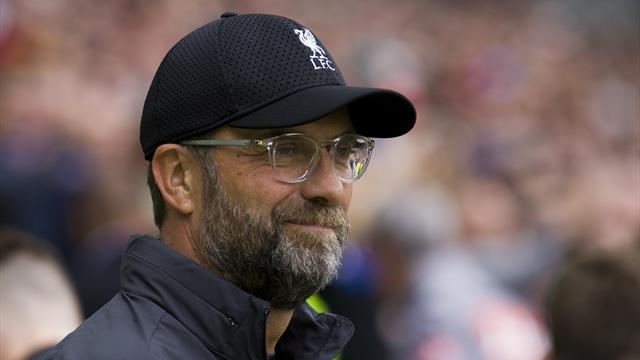 Liverpool must improve 'to have a chance' against City, says Klopp