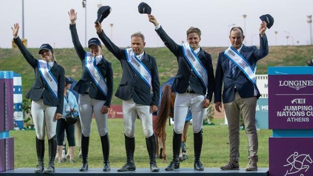 Norske ryttere til verdensfinalen – kan sikre OL-plass