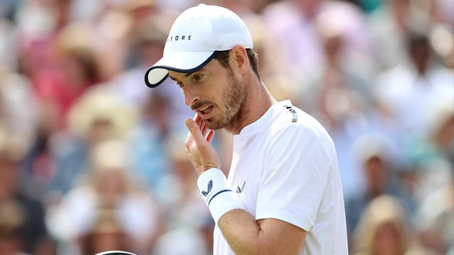"""""""Ziemlich nah"""": Murray glaubt an baldiges Comeback im Einzel"""