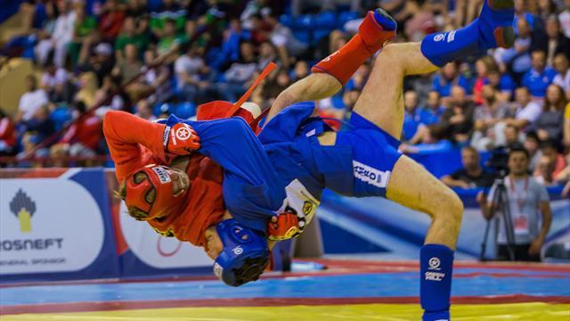 Sambo - ein Kampfsport auf Olympiakurs