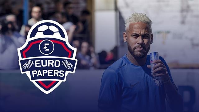 Euro Papers: Barca 'launch final assault' for Neymar