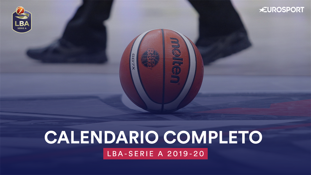 Treviso Basket Calendario.Milano Debutta A Treviso Il Derby Di Bologna A Natale Il