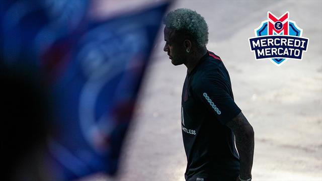 """""""Le rapprochement médiatique entre Neymar et le PSG n'est pas anodin..."""""""