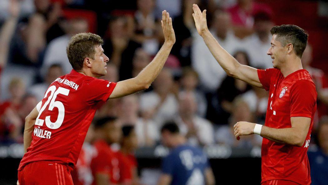 Audi Cup Heute Live Im Ticker Stream Und Tv Fc Bayern