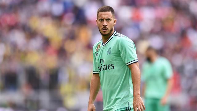 Un chiffre mythique : Hazard a un nouveau numéro de maillot avec le Real
