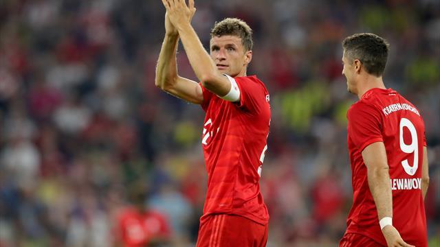 """Müller über Coutinho: """"Meine Wichtigkeit ist intern bekannt"""""""